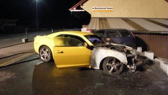 Die Brandstiftung scheint geklärt: Ein 21-jähriger Mann soll aus Rache und Eifersucht das Auto des neuen Freundes seiner Ex-Freundin mit einem Molotow-Cocktail in Brand gesetzt haben. Am Dienstag stand er in St. Gallen vor Gericht.