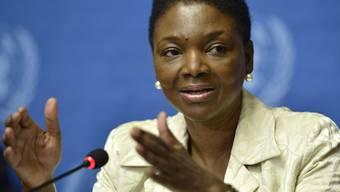 Amos fordert Druck auf Bürgerkriegsparteien (Archiv)