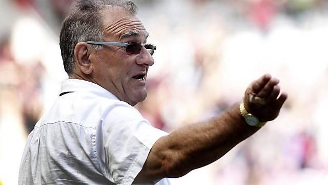 Weggewiesen: Joao Alves nicht mehr Trainer bei Servette