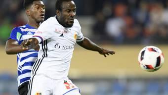 Sollen vermehrt die Tiefe suchen im Spiel: Offensivakteure wie Seydou Doumbia.