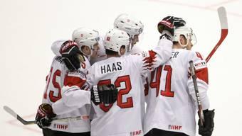 Eishockey-WM: Finnland - Schweiz 2:3 (17.05.18)