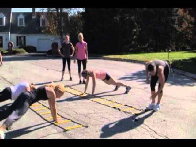 Bootcamp-Training mit dem eigenen Körpergewicht
