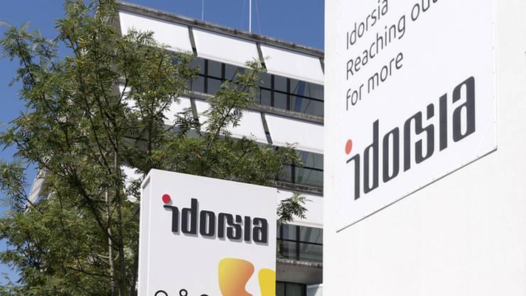 Die Biotechfirma Idorsia in Allschwil schreibt im zweiten Quartal ein erwartetes Minus.