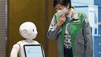 Jeder menschliche Mitarbeiter, der durch einen Roboter ersetzt werden kann, ist ein Ansteckungspunkt weniger.