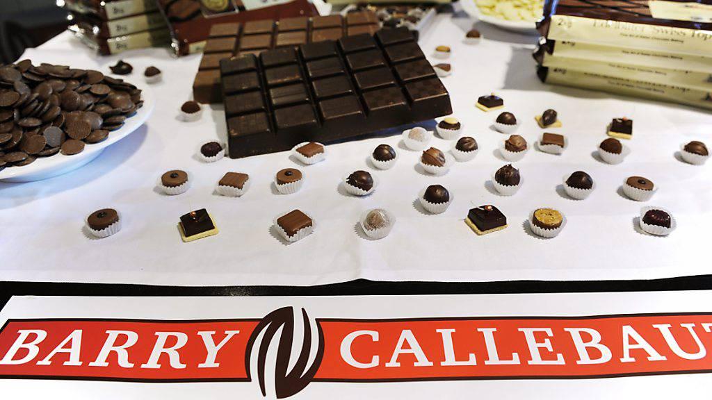 Barry Callebaut kauft australischen Schokoladenhersteller GKC Foods