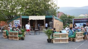 Auch dieses Jahr lädt die Gemeinde zur Dorfchilbi ein.