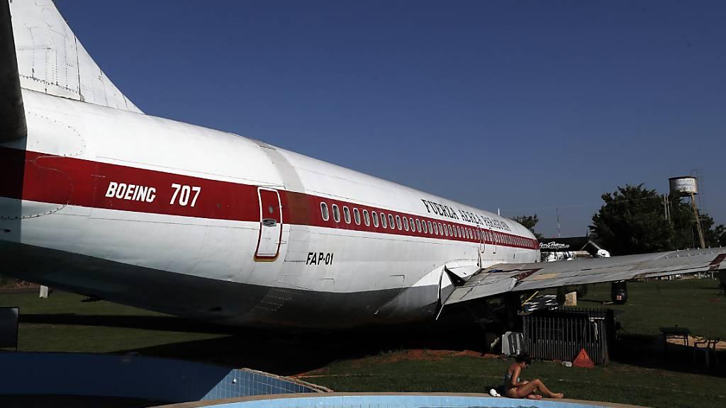 Corona-Krise brockt Boeing Milliardenverlust ein