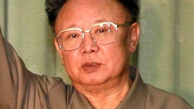 Nordkoreas Machthaber Kim Jong Il