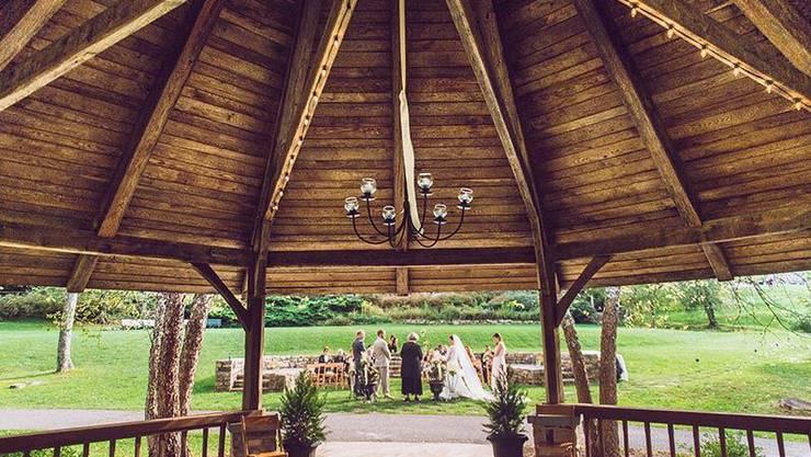 Mountain Lake Lodge Pembroke - Hochzeit