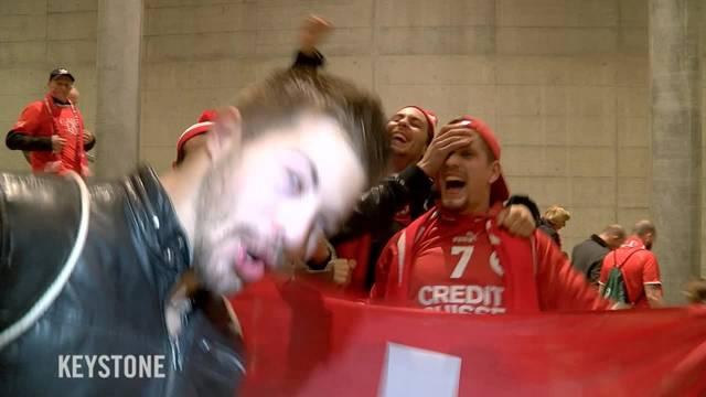Schweizer Nati holt EM-Ticket: Stimmen nach dem Spiel
