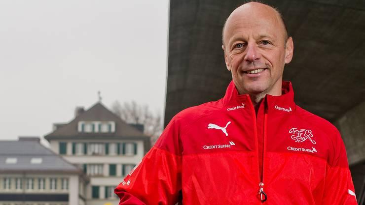 Dany Ryser coachte die Schweiz 2009 zum Weltmeistertitel.