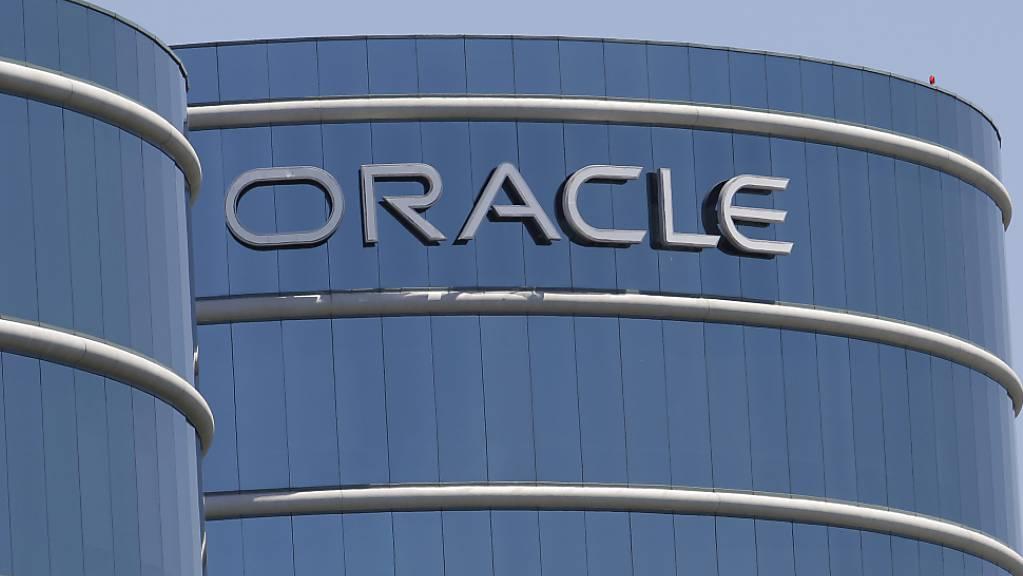Die Cloud-Geschäfte verhelfen dem Oracle-Konzern zu einem Umsatzzuwachs. (Archivbild)
