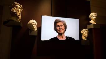 Im Antikenmuseum treffen das alte und das heutige Griechenland aufeinander. zvg