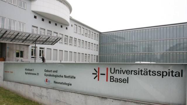Das Basler Universitätsspital (Archiv)