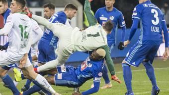 Der FC Luzern verlor beim Heimsieg gegen St. Gallen nur selten die Orientierung
