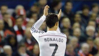 Cristiano Ronaldo traf erstmals gegen Liverpool