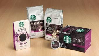 Der Nahrungsmittelriese Nestlé übernimmt einen Teil der Starbucks-Marken.