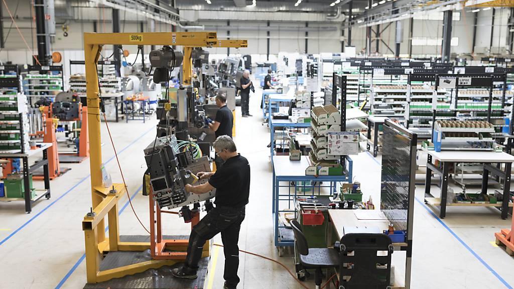 Mehrheit der Schweizer Firmen glaubt an Erholung bis Ende 2022