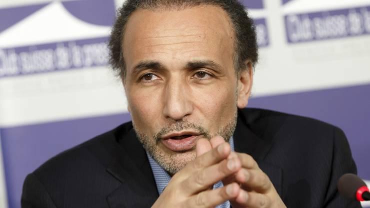 Die Klägerin beschuldigt den Islamwissenschaftler Tariq Ramadan, sie 2008 in einem Hotel in Genf missbraucht und entführt zu haben. (Archivbild)