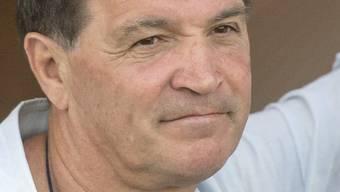 «Ich hoffe, wir können uns fangen»: Raimondo Ponte ist als Sportchef zurück beim FC Aarau – denn ohne Fussball kann er nicht leben, wie er sagt.