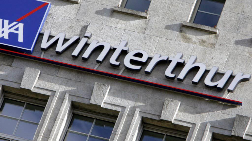 Die Versicherungsgruppe Axa Winterthur hat 2017 ihren Gewinn gesteigert. (Archiv)