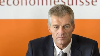 Der neue economiesuisse-Präsident Heinz Karrer