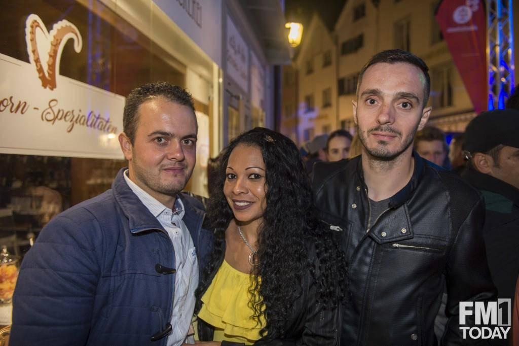 Der Samstagabend am Churer Fest (© FM1Today/Kevin Suter)