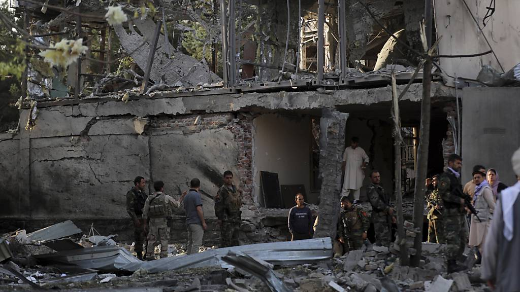 Afghanistan ersucht Schweiz um vorläufigen Rückführungsstopp
