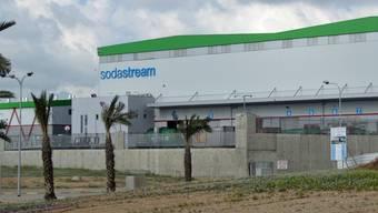 Die Sodastream-Fabrik in der israelischen Negev-Wüste.