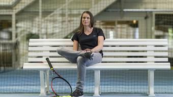 Bereit für einen neuen Lebensabschnitt: Romina Oprandi im Sportcenter Thalmatt in Herrenschwanden, das sie neu führen wird