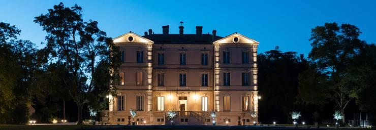 1848 erbaut: Wie viele französische Schlosshotels stammt das Château de Montcaud aus nachrevolutionärer Zeit.