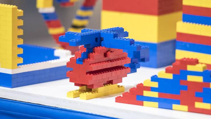 Lego will in China und Indien Fuss fassen. (Archivbild)