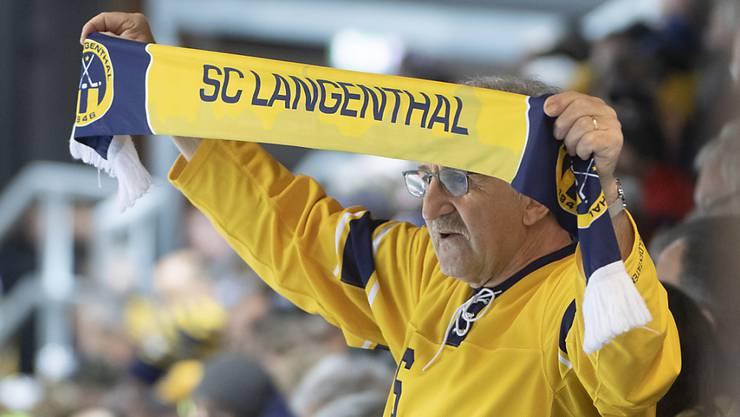 Der SC Langenthal feiert in dieser Saison sein 75-jähriges Bestehen.