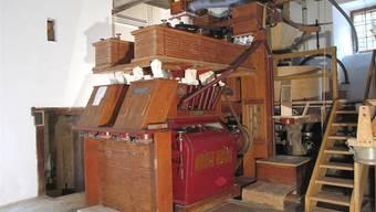 Die Mittlere Mühle ist ein geschichtliches Ereignis in der Region. zvg