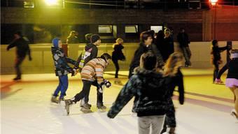 Das Tägi ist eine beliebte Eissportanlage.