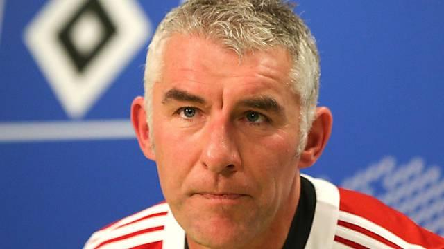 Der Bundesliga-Einstand von Mirko Slomka beim HSV ist geglückt