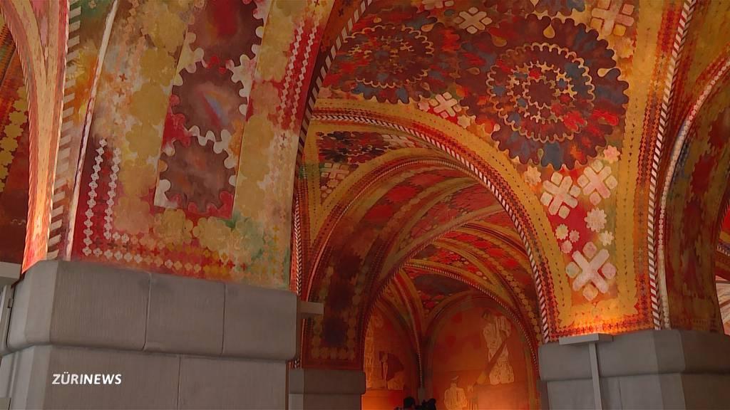 Giacometti-Halle feiert Wiedereröffnung
