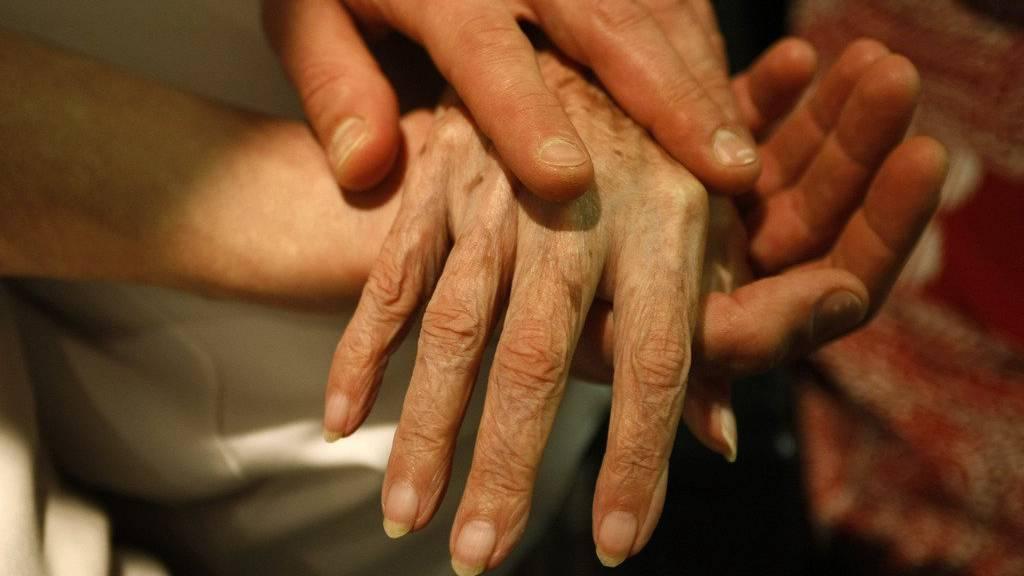 Beim Thema Sterbehilfe scheiden sich die Geister (Symbolbild).