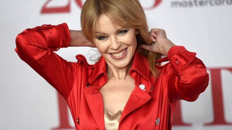 Sucht noch immer nach der wahren Liebe: Sängerin Kylie Minogue streitet nicht ab, auf dem Gebiet eine Versagerin zu sein. (Archivbild)