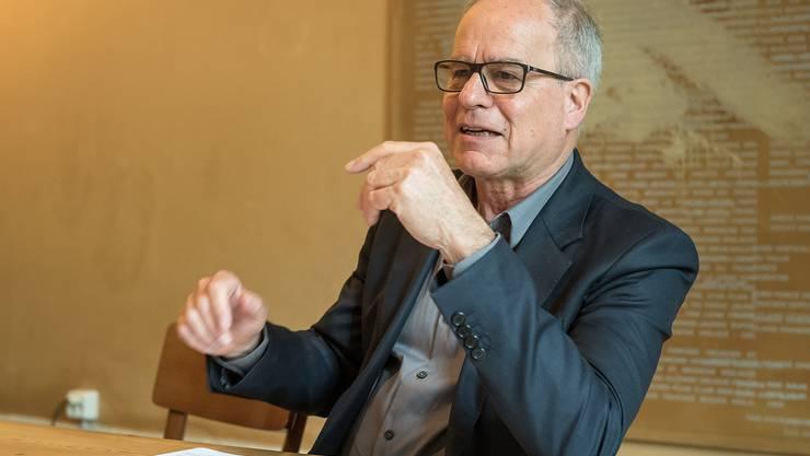 Interview Pierre De Meuron