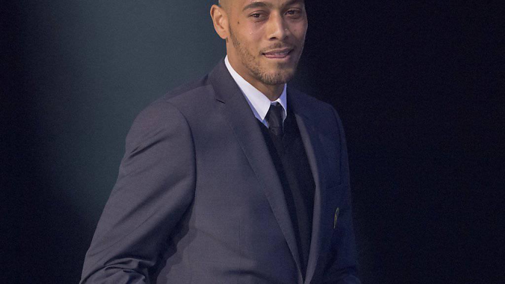 YB-Stürmer Guillaume Hoarau ist für das Super-League-Publikum der beste und auch der beliebteste Spieler