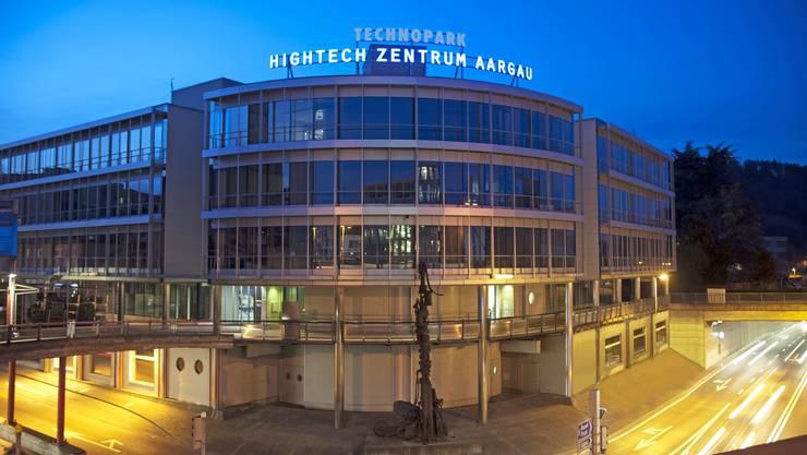 Das Hightech-Zentrum Aargau in Brugg dient als Bindeglied zwischen Forschung und Wirtschaft.