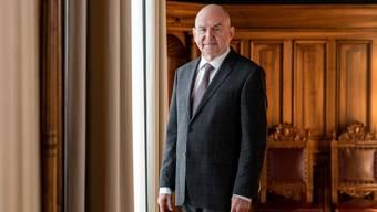 Bundesgerichtspräsident Ulrich Meyer will nicht zurücktreten.