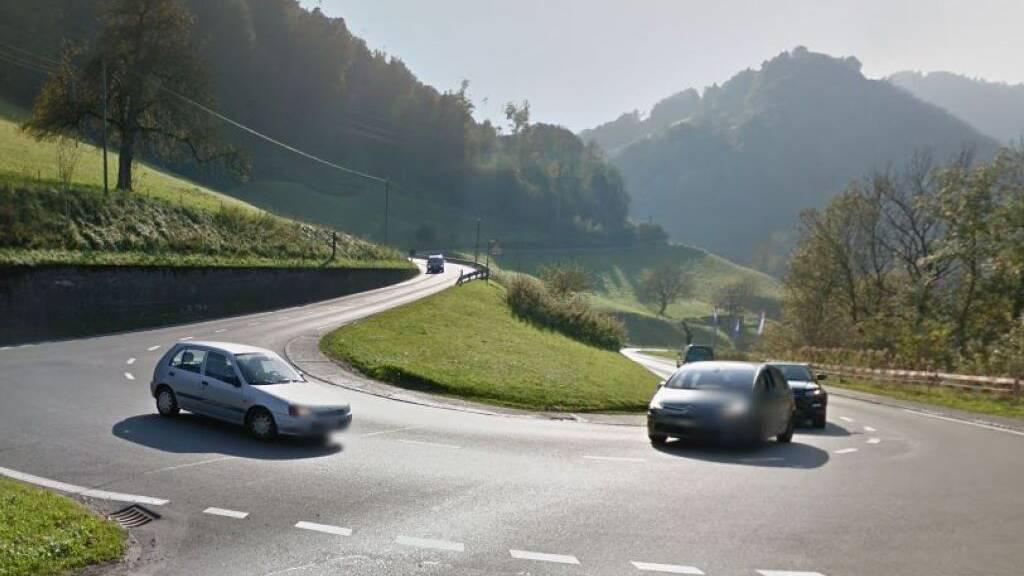 Luzern: Stimmbevölkerung sagt «Ja» zum Ausbau der Rängglochstrasse