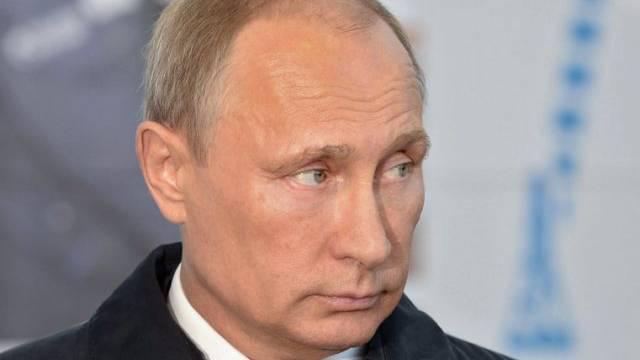 Der russische Präsident Wladimir Putin (Archiv)