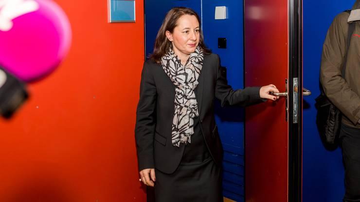 Renate Senn, Strafverteidigerin: Unbekannte schickten ihr Morddrohungen.