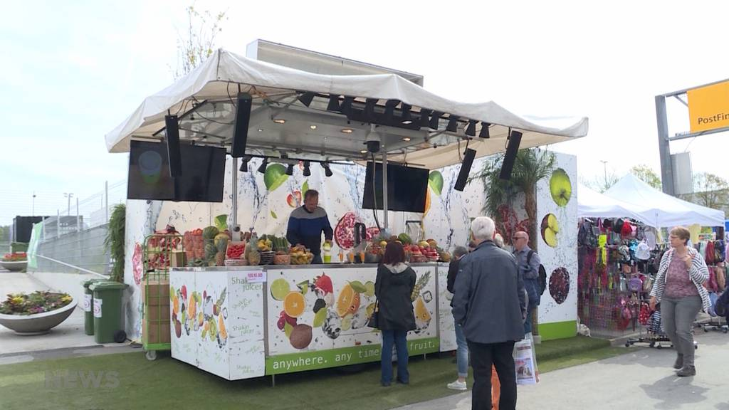 Harte Kritik an Berner Frühlingsmesse BEA