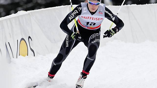 Laurien van der Graaff überstand in Davos den Prolog