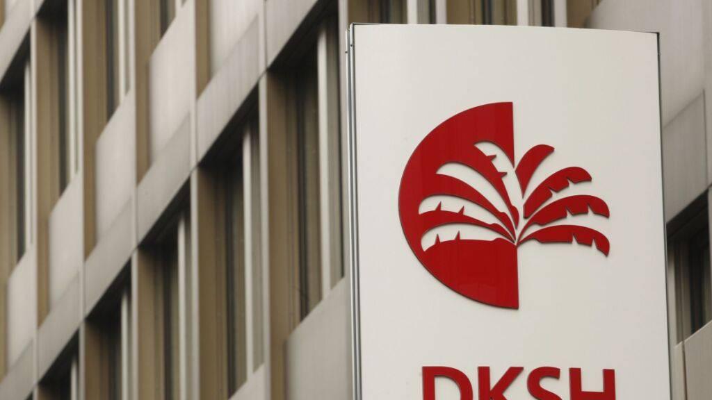 Der Welthandelskonzern DKSH hat im vergangenen Jahr weniger Umsatz erzielt und weist einen zum Vorjahr tieferen Gewinn aus. Dennoch soll den Aktionären mehr an Dividende ausgeschüttet werden.(Archivbild)