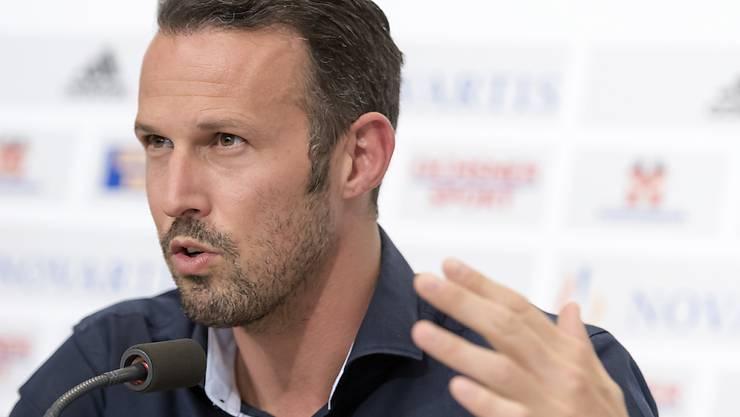 Marco Streller will sich in seiner neuen Rolle als Sportchef des FC Basel zurechtfinden